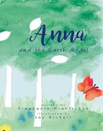 Anna and the Earth Angel (Anna's Angels) - Book Cover