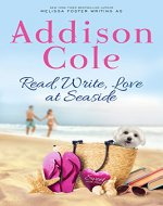 Read, Write, Love at Seaside (Sweet with Heat: Seaside Summers Book 1) - Book Cover