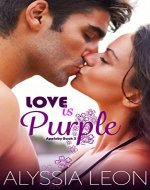 Love is Purple (Appleby Book 3) - Book Cover