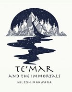 Te'mar and the Immortals - Book Cover