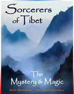 Sorcerers of Tibet, The Mystery & Magic - Book Cover