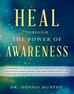 Heal Through the Power of Awareness - Book Cover