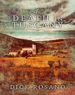 A Death In Tuscany - Book Cover