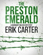 The Preston Emerald (Barnaby Wilcox Wild West Mystery Series Book 2) - Book Cover