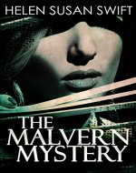 The Malvern Mystery - Book Cover