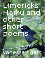 Limericks Haiku and other short poems - Book Cover