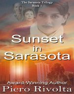 Sunset in Sarasota (The Sarasota Trilogy Book 1) - Book Cover