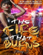 The Fire That Burns - Book Cover