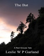 The Bat: A coming of age story involving a search after truth, doubt and a bat! (The Red Grouse Tales Book 2) - Book Cover