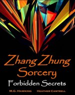 Zhang Zhung Sorcery, The Forbidden Secrets - Book Cover