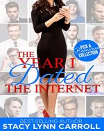 The Year I Dated the Internet - Book Cover