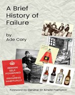 A Brief History of Failure - Book Cover