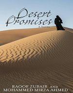 Desert Promises: A Saudi Love Story - Book Cover