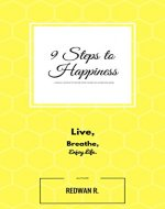 9 Steps to Happiness - Book Cover