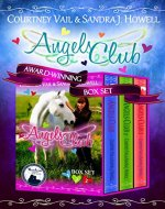 Angels Club Box Set - Books 1-3 - Book Cover