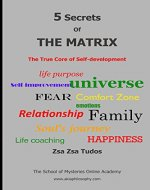 5 secrets of The Matrix: The True Core of Self-development - Book Cover