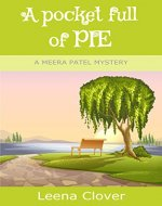 A Pocket Full of Pie (Meera Patel Cozy Mystery Series Book 2) - Book Cover