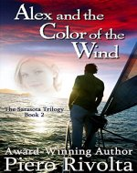 Alex and the Color of the Wind (The Sarasota Trilogy Book 2) - Book Cover
