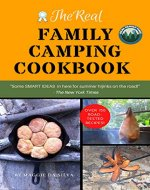 The Real Family Camping Cookbook - Book Cover