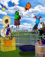 Rainbow Sheep: A Beyond the Blue Barn Book