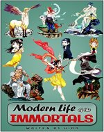 Modern Life of the Immortals - Book Cover