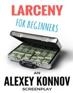Larceny For Beginners - Book Cover