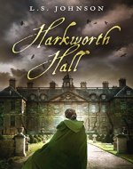 Harkworth Hall - Book Cover