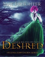 Desired: An Urban Fantasy Novella (Helena Hawthorn Series Book 3.5) - Book Cover