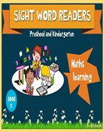 Sight word readers: Learning math for kids (Sight words for kids Book 11) - Book Cover