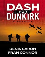 Dash for Dunkirk: Inspired by True Events - Book Cover