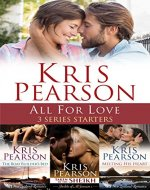 All for Love - 3 Series Starters: New Zealand Romance - Book Cover