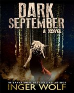 Dark September (Part of the Daniel Trokics Series) - Book Cover