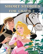 Short stories for grade 2: Top 5 small stories for kids  (Short fairy tales for kids  Book 1) - Book Cover