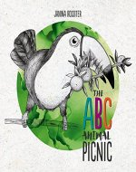The ABC Animal Picnic - Book Cover