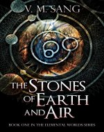 The Stones of Earth and Air (Elemental Worlds Book 1) - Book Cover