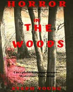 HORROR in the WOODS:: Unexplained Disappearances & Missing people. Strange & Unexplained Mysteries. - Book Cover