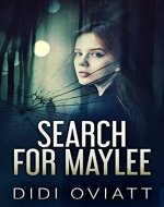 Search For Maylee - Book Cover