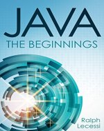 JAVA - The Beginnings - Book Cover