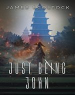 Just Being John - Book Cover