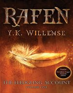 Rafen (The Fledgling Account Book 1) - Book Cover