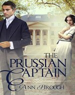 The Prussian Captain: A sweeping family saga based on a true story - Book Cover
