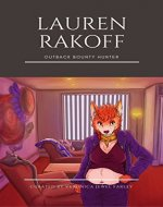 Lauren Rakoff: Outback Bounty Hunter #1 - Book Cover