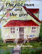 The old man and the girl - Book Cover
