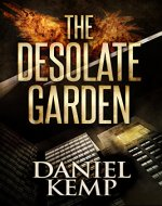 The Desolate Garden - Book Cover