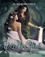 Dryad's Touch (Void Waker Book 1) - Book Cover