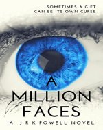 A Million Faces - Book Cover
