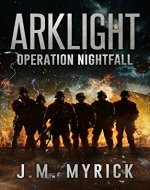Arklight: Operation Nightfall - Book Cover
