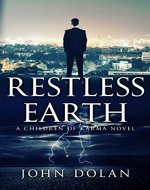 Restless Earth (Children of Karma Book 1) - Book Cover