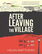 After Leaving The Village - Book Cover