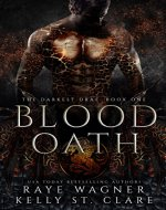 Blood Oath (The Darkest Drae Book 1) - Book Cover